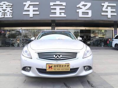 2012年8月 英菲尼迪 G系  G25 Sedan 豪华运动版图片