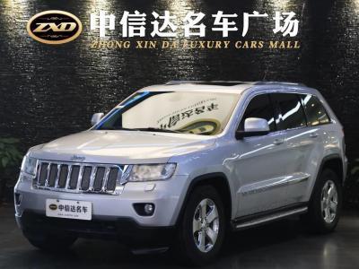 2011年6月 Jeep 大切諾基(進口) 3.6L 舒適版圖片