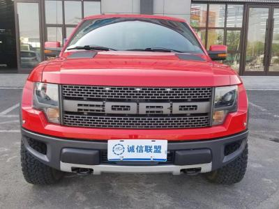 福特 F-150  2011款 6.2L SVT Raptor SuperCab圖片