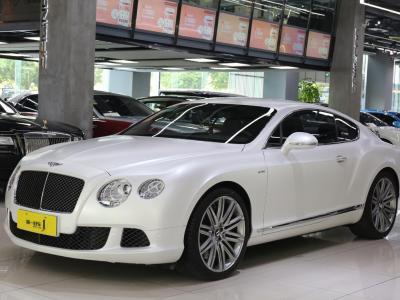 宾利 欧陆  2014款 6.0T GT Speed
