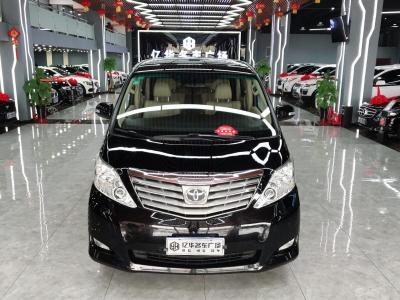 2011年9月 丰田 埃尔法(进口) 3.5L 豪华版图片