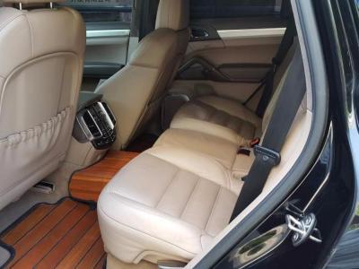 保时捷 Cayenne  2013款 Cayenne Turbo S 4.8T