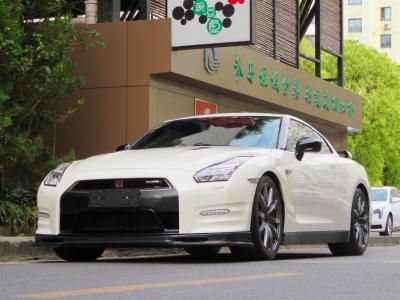 2015年1月 日产 GT-R(进口) 3.8T 动感酷黑内饰版图片