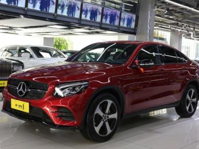 奔驰 GLC级  GLC200 Coupe 4MATIC 2.0T