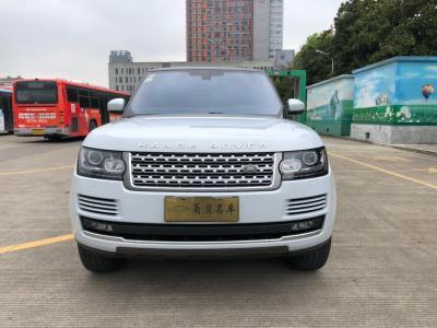 路虎 揽胜 行政2016款 3.0 V6 汽油图片