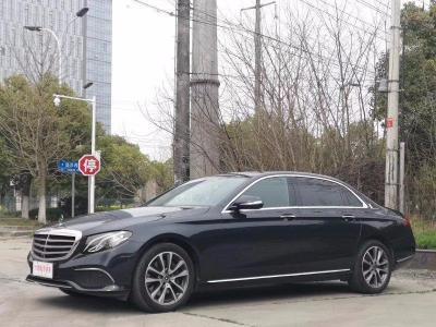 奔驰 奔驰E级  2017款 E 300 L 豪华型?#35745;?/>                         <div class=