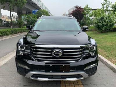 广汽传祺 GS8  2017款 320T 两驱精英版