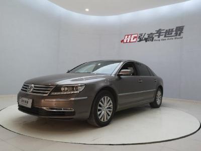 2011年8月 大众 辉腾(进口) 3.6L V6 5座加长商务版图片