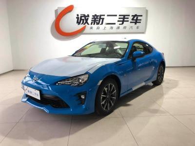2019年5月 丰田 86  2.0L 自动豪华型图片