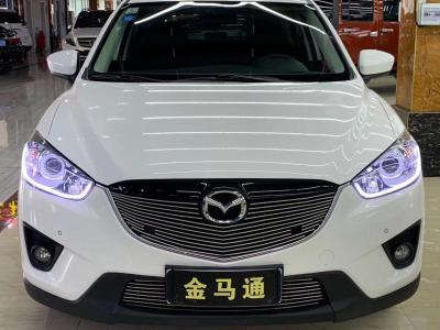2013年1月 马自达 CX-5  2.0L 自动四驱尊贵型图片