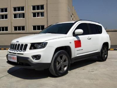 2015年1月 Jeep 指南者(進口) 改款 2.4L 四驅舒適版圖片
