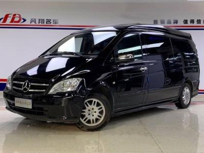 2014年6月 奔驰 威霆  3.0L 商务版图片