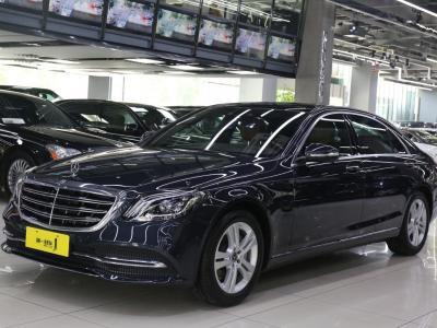奔馳 奔馳S級  2018款 S 350 L