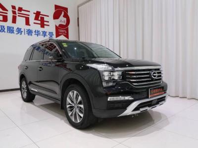 2018年1月 廣汽傳祺 GS8  320T 兩驅豪華智聯版圖片