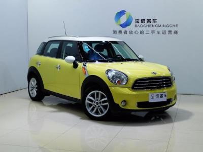 2012年4月 MINI Countryman 1.6L Fun图片