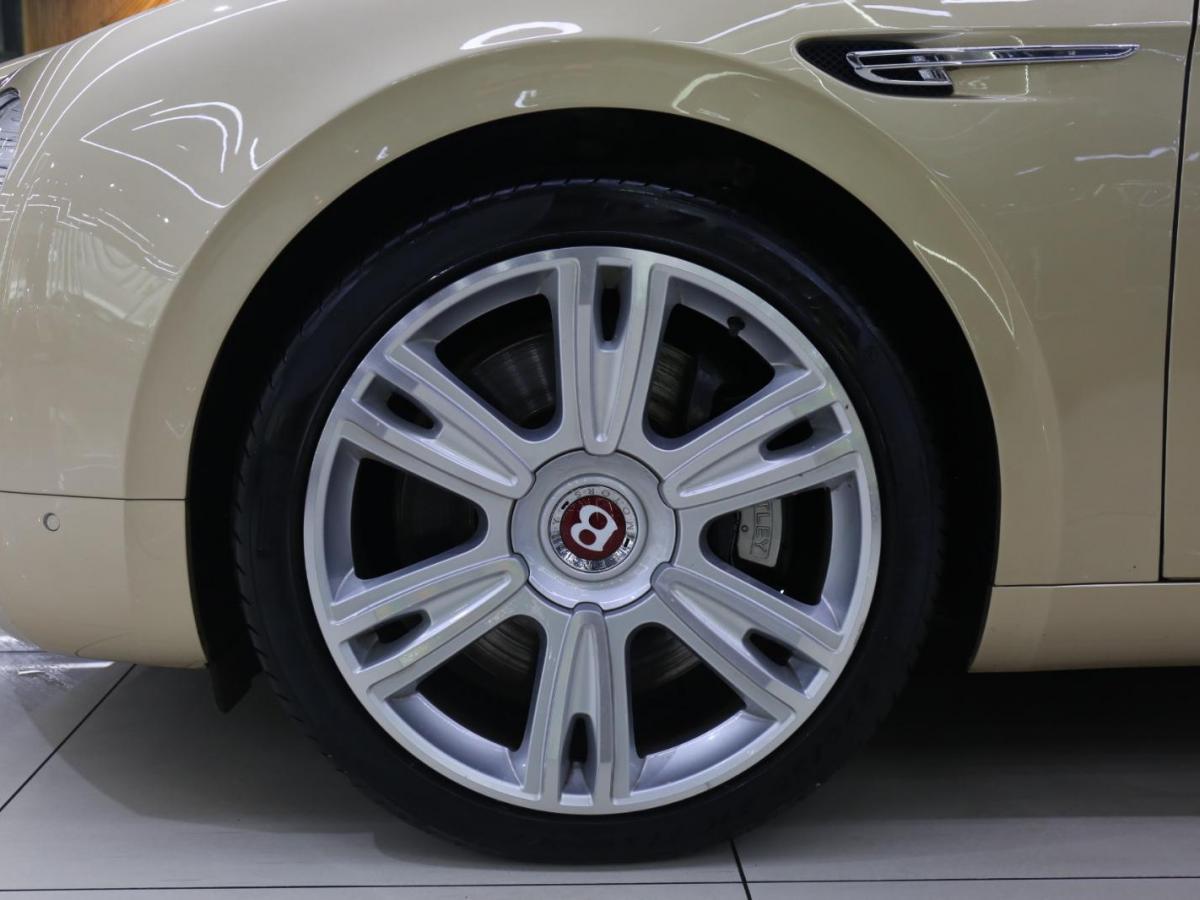 賓利 飛馳  2014款 4.0T V8 尊貴版圖片