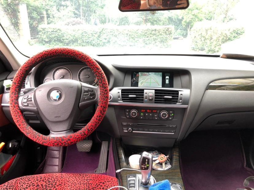 宝马 宝马X3  2013款 xDrive20i 豪华型图片