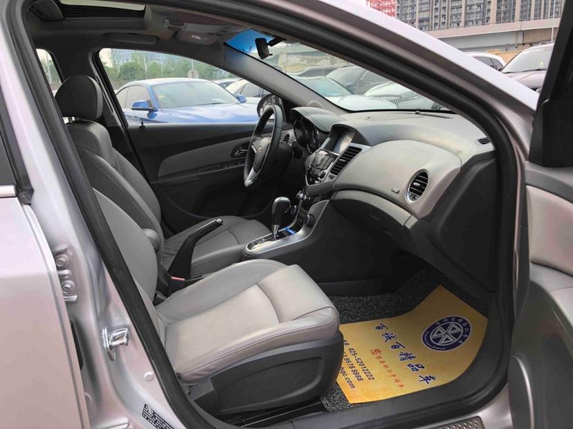 雪佛兰 科鲁兹  2011款 1.8L SX AT图片