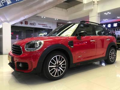 MINI COUNTRYMAN  2018款 1.5T COOPER ALL4 赛车手
