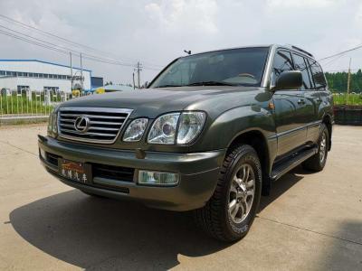雷克萨斯 LX  2005款 470