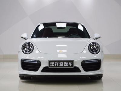 保时捷 911  2016款 Turbo 3.8T图片