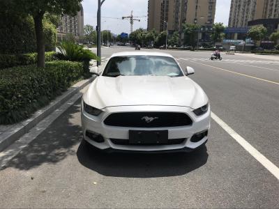2017年8月 福特 Mustang  2.3T 性能版图片