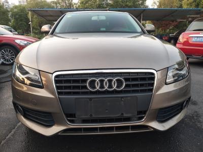 2012年7月 Audi Audi A4L 2.0 TFSI 自動豪華型圖片