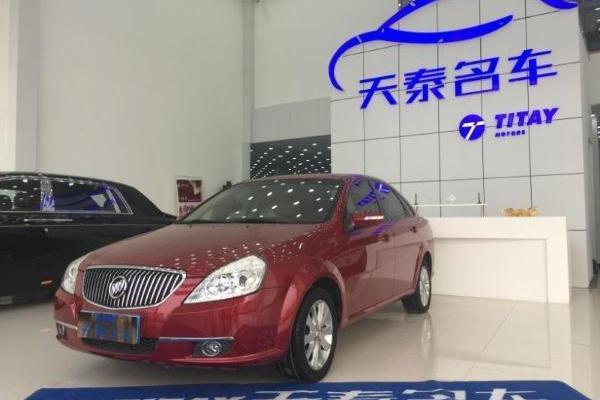 唐山庞大贸二手车_【唐山二手车】2010年11月_二手别克 凯越 旅行车 1.