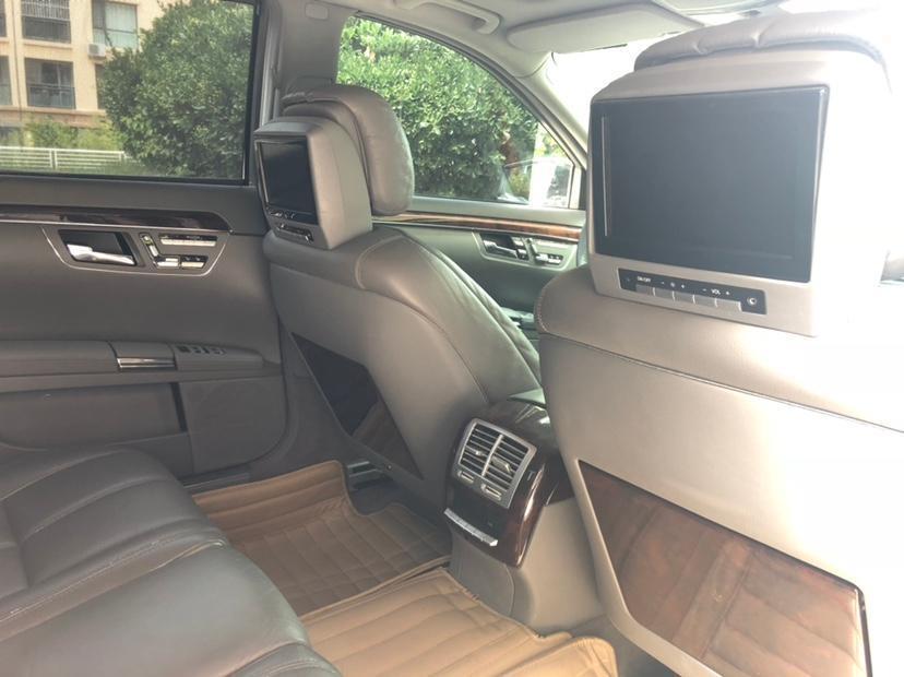 奔驰 奔驰S级  2004款 S 500图片