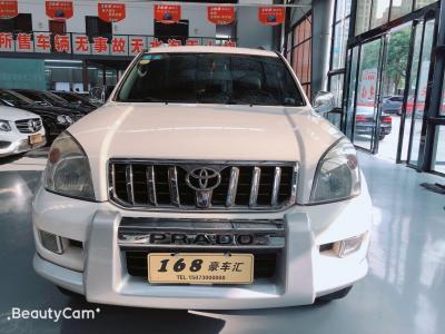 2006年11月 丰田 普拉多(进口) 2.7L 标准型图片