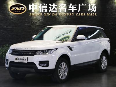 2018年5月 路虎 攬勝運動版  3.0 V6 SC SE圖片