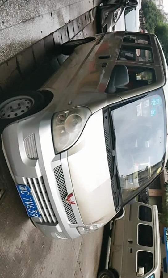 五菱 五菱荣光  2009款 1.2L 手动图片