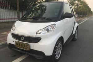 Smart Fortwo  Coupe 1.0 MHD 舒适版