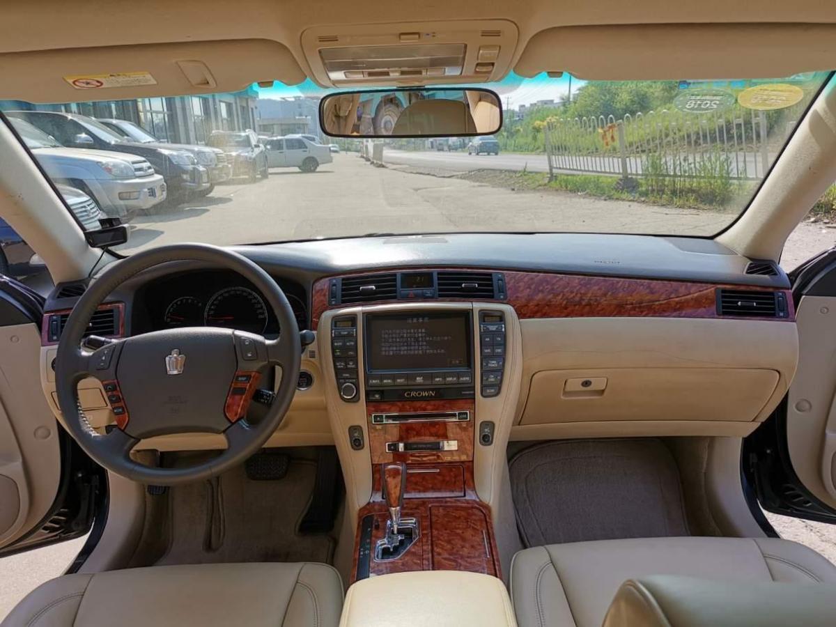 丰田 皇冠  2005款 3.0L Royal Saloon G图片