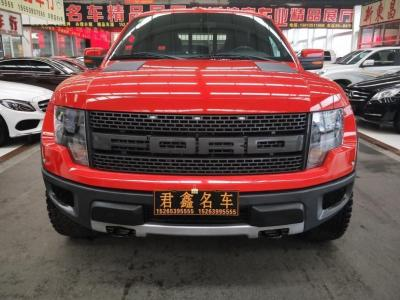 2016年5月 福特 F-150(进口) 6.2L SVT Raptor SuperCrew图片