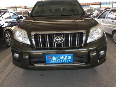 豐田 普拉多  2010款 2.7L 自動標準版圖片