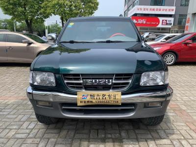 五十铃 竞技者  2012款 2.8T UC柴油多功能车图片