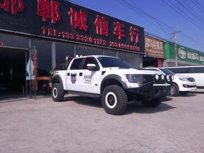 福特 F-150  2011款 F-150 SVT Raptor SuperCrew 6.2圖片