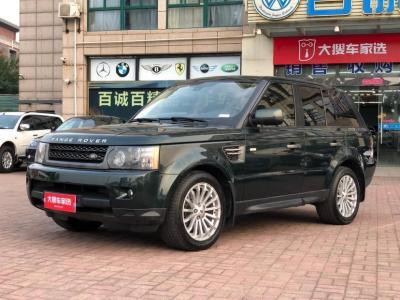 2011年6月 路虎 揽胜运动版  3.0 TDV6 HSE 柴油版图片