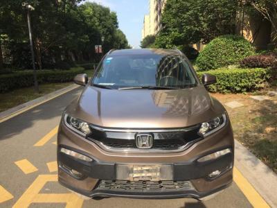 2015年9月 本田 XR-V 1.8L VTi CVT豪华版图片