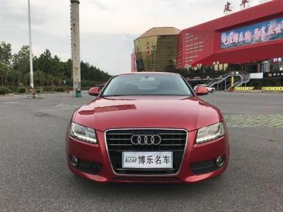 奥迪 奥迪A5  A5 Coupe 3.2