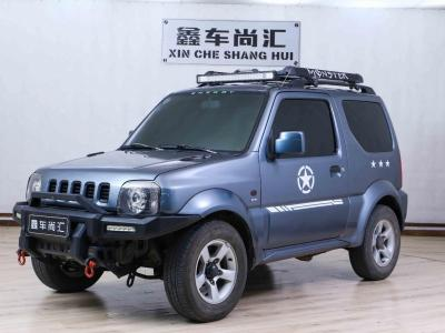 2007年12月 铃木 吉姆尼(进口) 1.3 AT图片