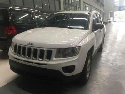 2012年5月Jeep(进口)指南者吉普指南者2.0AT-2010年5月 二手吉普高清图片