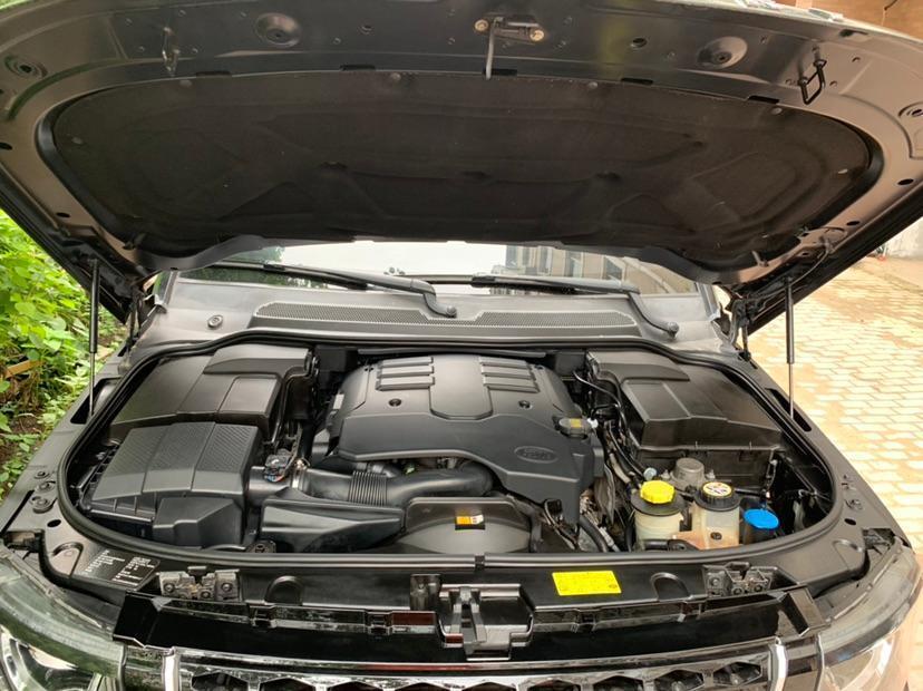 路虎 发现  2005款 4.0 V6 HSE图片