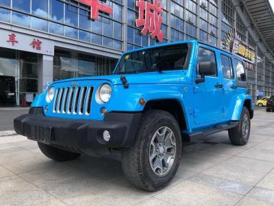 2018年3月 Jeep 牧马人  3.0L Sahara 四门舒享版图片