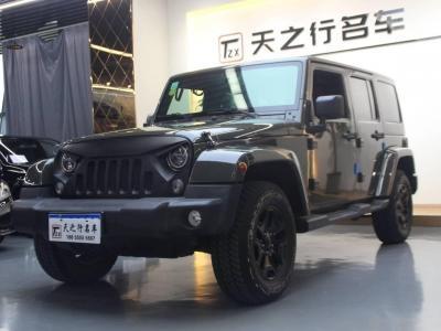Jeep 牧馬人  2015款 3.0L Sahara 四門舒享版圖片