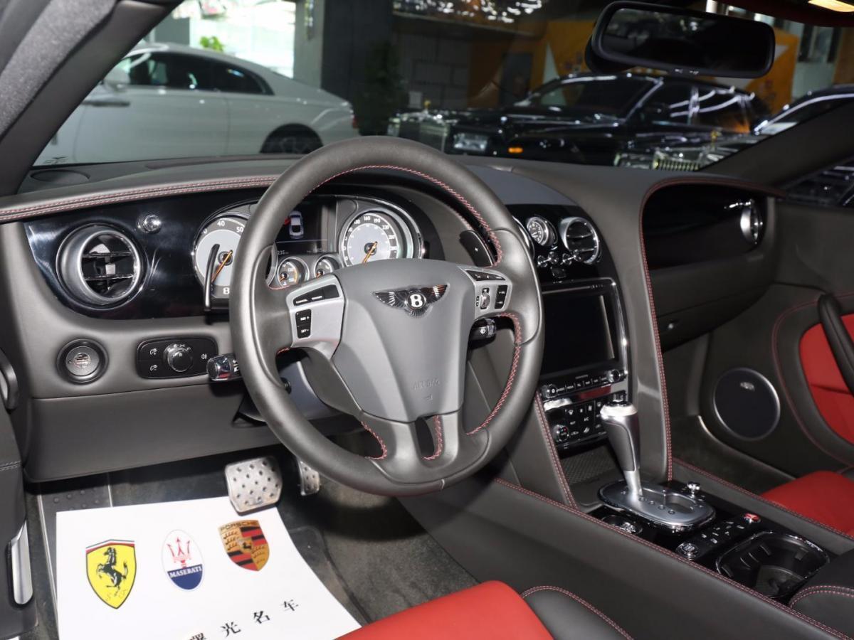 賓利 歐陸  2012款 4.0T GT V8圖片