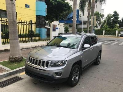 Jeep 指南者  2.4 四驱舒适版(改款)