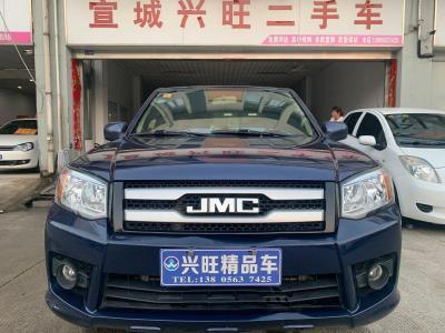 江铃 宝典  2016款 2.8T新超值柴油两驱标货豪华型JX493ZLQ4G图片