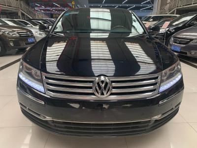 2011年10月 大众 辉腾(进口) 3.6L V6 5座加长商务版图片